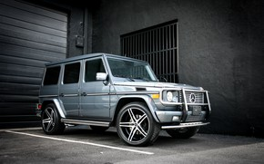 Picture wheels, AMG, G55, with, Luxury, Mercede
