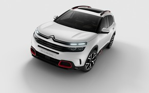 Picture 2018, crossover, Aircross, Citroen C5