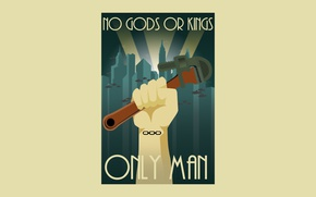 Picture Bioshock, man, kings, screw wrench