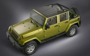 Picture SUV, Wrangler, Jeep