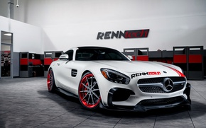 Picture Mercedes, Roadster, Mercedes, AMG, C190, GT-Class