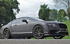 Picture Bentley, Continental, Machine, 107, Titanium, V-FF