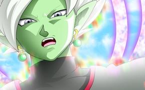 Picture look, anime, art, Dragon Ball, Dragonball