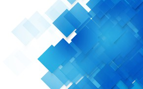 Picture abstract, blue, background, Vector, squares, Geometric