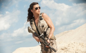 Picture girl, weapons, G.I. Joe: Retaliation, adrianne palicki, Cobra 2