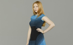 Picture Girl, Look, Girl, Dress, Actress, Red, Beauty, Beautiful, Redhead, Actress, Dress, Look, Redhead, Red hair, …