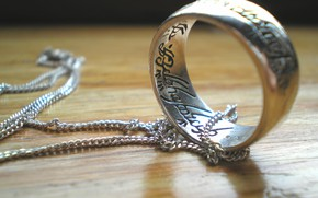 Picture Ring, Chain, Accessory