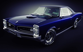 Picture Pontiac, GTO, 1966
