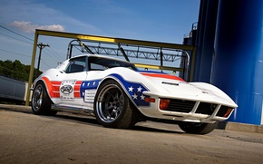 Picture Corvette, Chevrolet, 1972, Wheels, Forgeline, GA3R