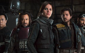 Picture Rebels, Rogue One: A Star Wars Story, Jyn Erso