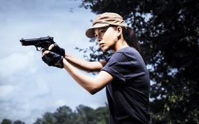 Picture The Walking Dead, Rosita, Season 8