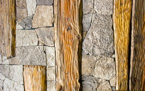 Picture background, wall, stone, Board