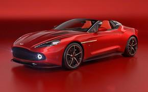 Wallpaper zagato, vanquish, speedster, Aston Martin