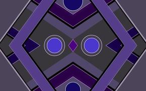 Picture Wallpaper, colored, abstract, futuristic