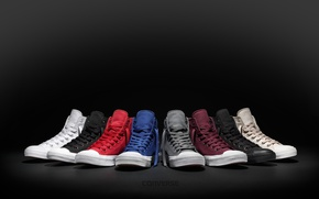Picture Sneakers, Converse, All-Star, Chuck Taylor