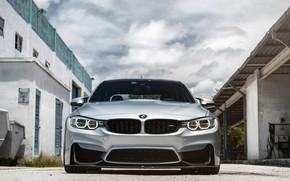 Picture BMW, Silver, F80