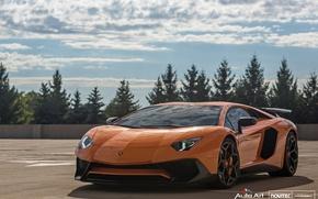 Picture Lamborghini, Aventador, Vossen, Novitec