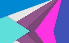 Picture colored, figure, geometric