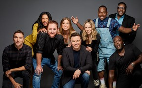 Picture look, smile, actors, the series, Movies, The Orville, Orville