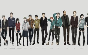 Picture anime, art, Shingeki no Kyojin, Attack of the titans, The invasion of the giants