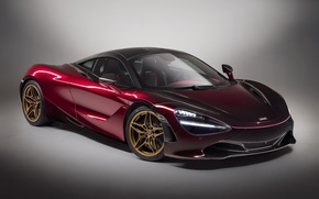 Wallpaper background, coupe, McLaren, supercar, Coupe, McLaren, MSO, 720S