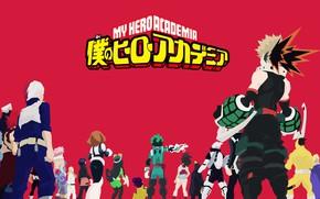 Picture girl, anime, boy, hero, manga, yuusha, seifuku, super hero, japonese, Boku no Hero Academy, My …