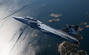 Picture You can, multi-role fighter, Gripen 39-7