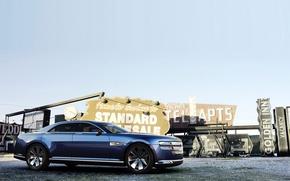 Picture Ford, sedan, Interceptor