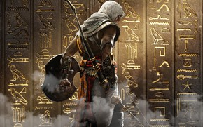 Picture Origins, Ubisoft, Assassin's Creed, Assassin's Creed: Origins