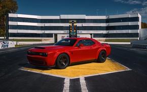 Picture Dodge, Challenger, SRT, Demon, 2017