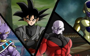 Picture game, alien, anime, martial artist, manga, god, Dragon Ball, strong, Freeza, Dragon Ball Super, japonese, …