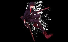 Picture weapons, anime, art, guy, Ensemble Stars!, Created By Nagumo Tetora