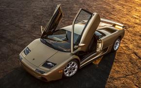 Picture Lamborghini, supercar, Diablo, Lamborghini, Diablo