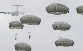 Picture Spartan, Airborne, Spartan, 4th infantry brigade, US army, airborne, Paratroopers, 4th Brigade Combat Team, 25th ...