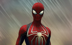 Picture Figure, The game, Costume, Hero, Mask, Superhero, Hero, Marvel, Spider-man, Game, Comics, Spider-Man, Peter Parker, …