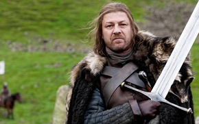 Picture actor, character, Game Of Thrones, Game of Thrones, Sean Bean, Stark
