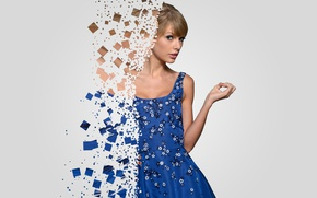 Picture Girl, Girl, Dress, Taylor Swift, Taylor Swift