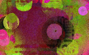Picture abstraction, background, color