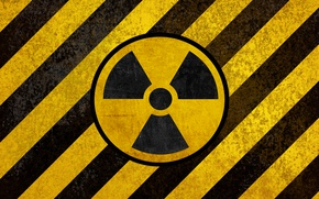 Picture Sign, Radiation, Radiation sign, Danger, Danger, Radiation