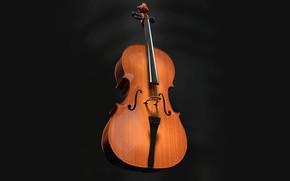 Wallpaper tool, music, cello