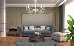 Wallpaper design, sofa, living room, living room, ., styles