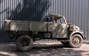 Picture easy, car, military, Steyr, 1500 A