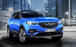 Picture Opel, 2017, Grandland X