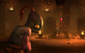 Picture temple, Oddworld: New 'n' Tasty, abe