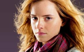 Picture face, model, actress, Emma Watson, Emma Watson