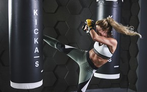 Picture girl, female, workout, fitness, gym