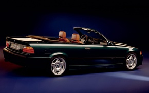 Picture BMW, convertible, BMW M3, E36