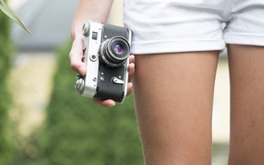 Picture summer, style, photo, feet, shorts, the camera, lens, lens, summer, shorts, style, photo, camera, lens, …