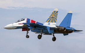 Picture Flanker, Dry, Su-30CM