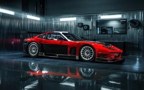 Picture Evolution, Ferrari 575, Ferrari 575 GTC Evolution